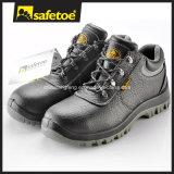 Fábrica de zapatos hecha a mano de seguridad del precio bajo de la marca L-7147