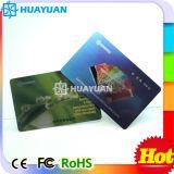 Reiseflug-Hotelkarte des HUAYUAN Zolls 13.56MHz ISO1443A FM08 RFID