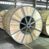 Conductores de aluminio ACSR AAC Cable AAAC para la línea de transmisión de energía