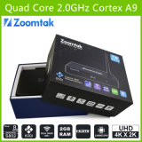A melhor tevê Box 4k HD Media Player com Amlogics802, tevê Box de Core Android do quadrilátero de Support Bluetooth Dual Band WiFi Google Android
