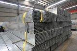 Tubulação de aço quadrada Pre-Galvanizada Q345c de ERW