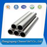 GR1 sin fisuras aleación de titanio Tubos de condensadores e intercambiadores de calor