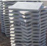 Bluestone populaire, pierre à chaux, flambée/a rectifié la tuile en pierre, pierre de machine à paver, Cubestone, brame, tuile, coulisse, pierre de galet