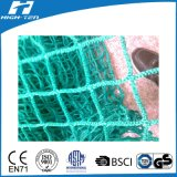 Rete di sicurezza di verde del poliestere di alta qualità per industria