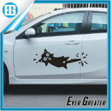 Kundenspezifisches Vinyl Car Body Stickers Text und Pattern Design