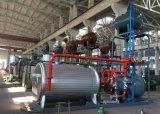 Boiler van de Olie van Yql de Verticale Thermische met Met gas of Olie