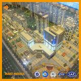 De commerciële Modellen van de Woningbouw van de Modellen van de Bouw/van de Modellen van de Tentoonstelling/de Modellen van de Flat en van de Villa/de Architecturale Modellen van het Model/van de Scène
