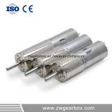 Torque elevado motor da engrenagem de uma C.C. de 12 volts com caixa de engrenagens pequena