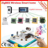 Sistema sem fio de Zigbee Smarthome para uma casa de campo