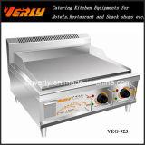 La parrilla eléctrica comercial, forma la plancha eléctrica del CE de la buena calidad aprobado (VEG-920)