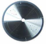 A circular viu a lâmina com o carboneto de aço Yg6/Yg8 dos dentes do material Mn65 75cr1