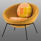 Silla suave del sofá de la sala de estar del estilo del ocio