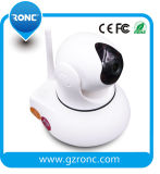 WiFi Indoor Camera IP PanかTilt H. 264 Wireless WiFi IP Camera