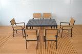 يعاد [بلستيك متريلس] [بولووود] خارجيّ كرسي تثبيت وطاولة