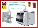 Cup di carta Machine con Automatic Paperfeeder