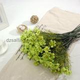Flor artificial barata colorida de Comos para Deco casero (SF15591A)