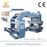 Máquina de impressão da etiqueta da película de polietileno de Flexography