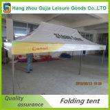 3X6m sautent vers le haut la tente se pliante d'impression faite sur commande