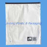 Custom Logo Printing를 가진 Garment를 위한 Reclosable Zipper Plastic Bag
