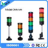 Lámpara indicadora de M4 24V LED para la máquina del CNC