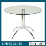 Vidro Tempered da qualidade para a tabela de jantar, mesa de centro