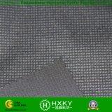 Tessuto dello Spandex del punto con poliestere per i rivestimenti casuali