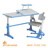 5 градусов Tilting Desktop Children Table с Pulled Drawer