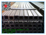 Q345b Alloy Square 및 Rectagular Steel Pipe 및 Tube