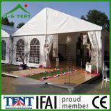 Tente en bois 20m d'écran d'usager d'événement d'étage