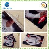 Sacchetto di indumento del PVC con il gancio (JP-plastic034)