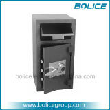B-Rated Frontlader Zahlenschloss Depository Safes Box