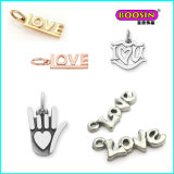 Fabricante Wholesale Fashion Zinc Alloy Lucky Design Pendant Necklace Pendant