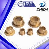 Coussinet en bronze fritté chinois de haute performance de constructeur pour mettre en marche le moteur