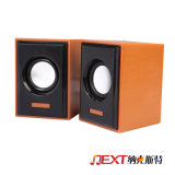 2.0 Plastic Shell를 가진 소형 Portable Amplifier Speaker