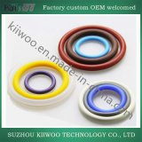 Фабрика изготовления колцеобразных уплотнений SBR NBR Viton в Suzhou