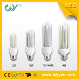 luz de 4u 15W 6000k LED U