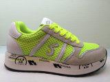 Ботинки Breathable сетки женщины высокого качества идущие, вскользь ботинки спортов