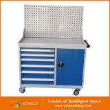 Шкаф металла шкафа инструмента Workbench металла с ящиками