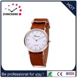 Montre-bracelet occasionnelle de mode de détaillant avec le Japon Movt (DC-736)