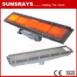 Queimador infravermelho do forno do revestimento do pó (GR2002)
