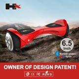 2016 nuovo Design 6.5 Inch 2 Wheel Hoverboard con l'UL Certification