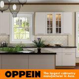 Het nieuwe Meubilair van de Keuken van de Stijl Elegante het best Aangepaste Houten (OP15-M02)