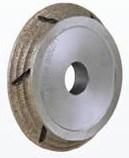 Diamant meulant la roue 3-Og pour la glace meulant et polissant