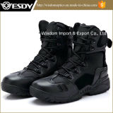 Esdy High Commando Ranger Tactical Combat Shoes, Military Assault Boots