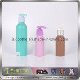 Bouteille en aluminium pour le lait et la crème de démaquillage de face