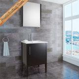 Hihg Fahrwerkbein-Kirschfarben-Badezimmer-Schrank-Eitelkeit