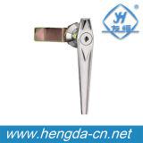 Fechamento elétrico novo do punho de porta do gabinete com chaves (YH9687)