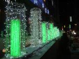 Indicatori luminosi di natale impermeabili esterni del LED