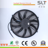 ventilador del acondicionador de aire del condensador de 12V 24V 120W para el coche