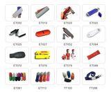 Metall-USB-Schlüsselform-Laufwerk-Speicher-Stock USB-grelle Platte (EM012)